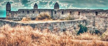 Крепость Еникале в Керчи