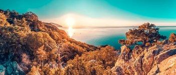 Заповедник «Мыс Мартьян» в Крыму