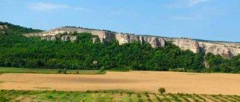 Гора Крокодил в Крыму (Арман-Кая)