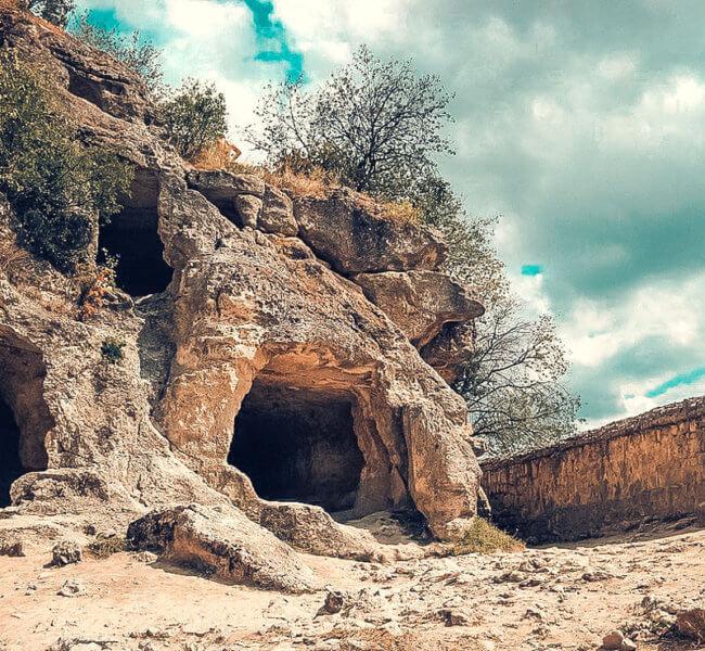 Чуфут-Кале и его сокровища