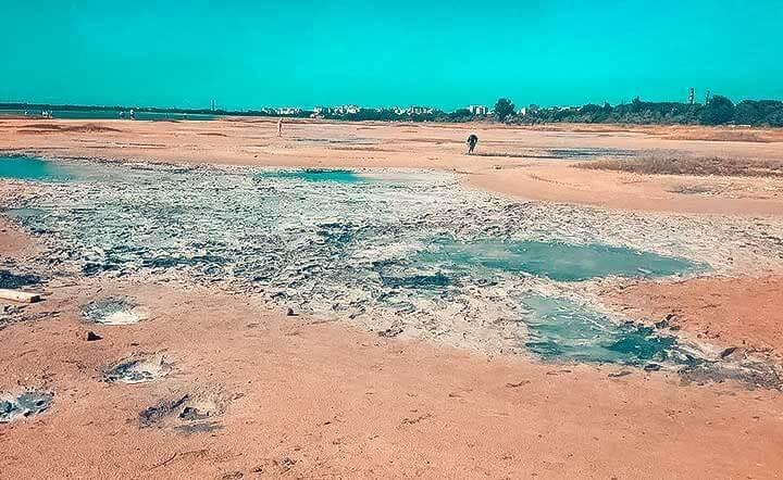 Мойнакское озеро - фото