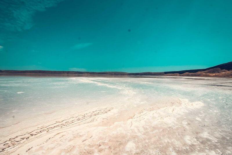 Озеро Тобечик - фото