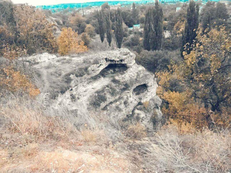 Фото Пещеры Чокурча сегодня