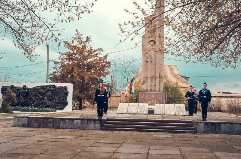 Село Заветное Крым - фото