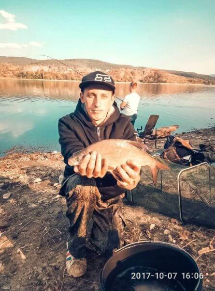 Рыбалка на Севастопольском водохранилище