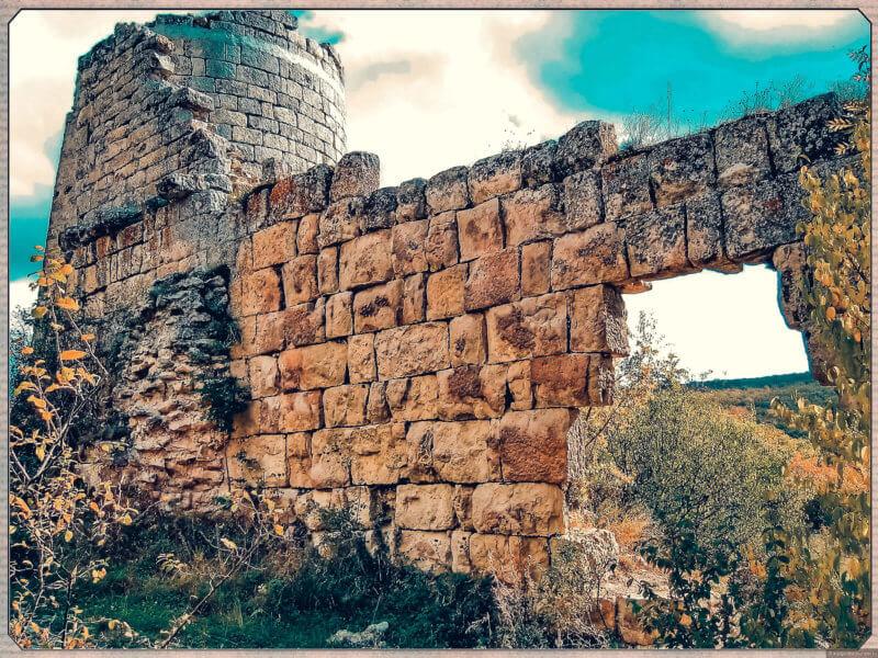 Вид на Сюйреньскую крепость
