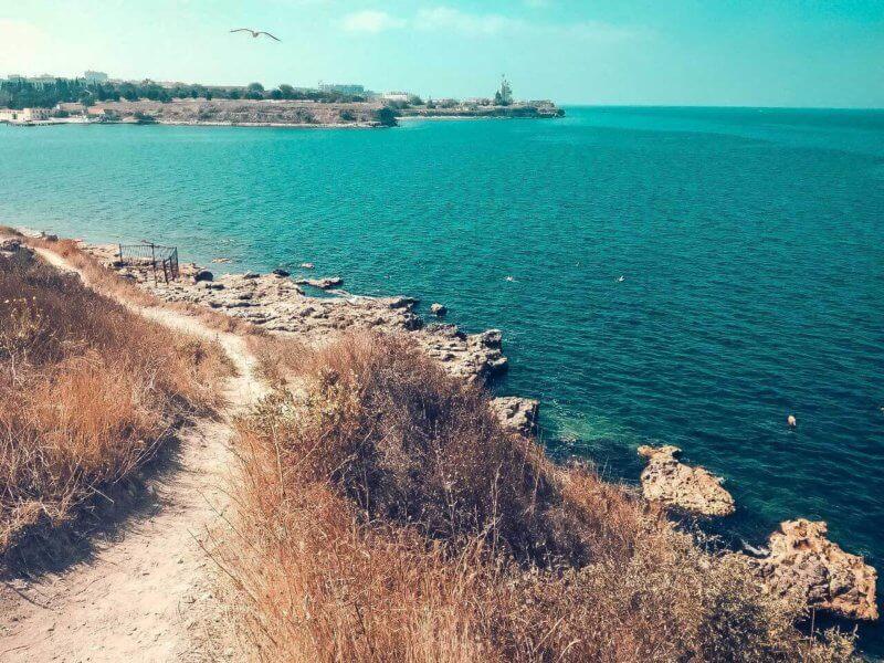 Выход к морю - Херсонес Таврический