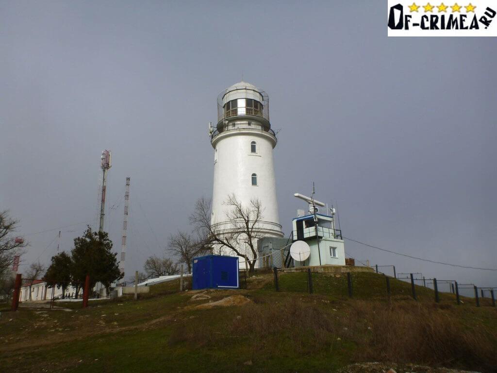 Еникальский маяк - сегодня