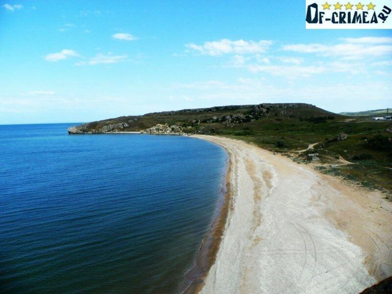 Генеральские пляжи - Караларский заповедник