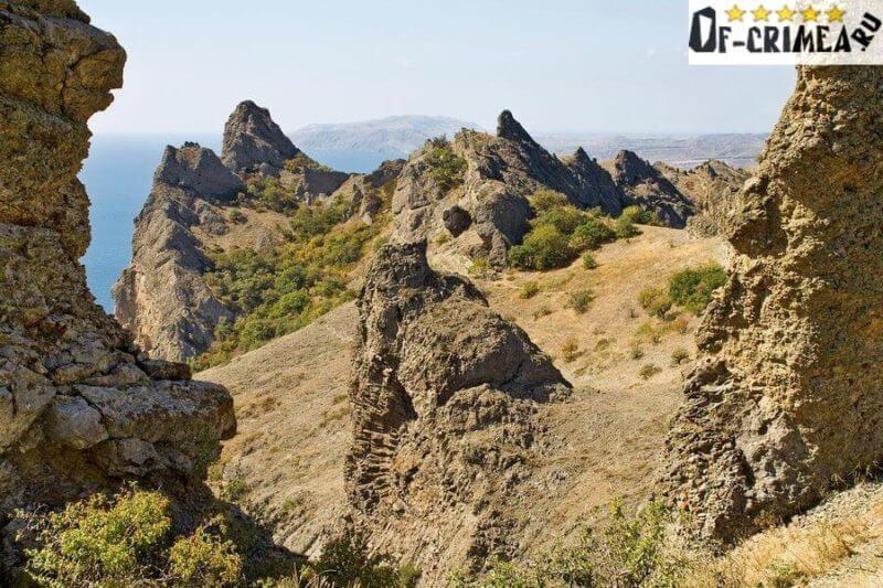 Вулкан Карадаг
