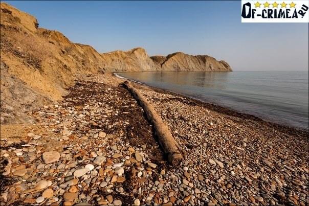 Дикий пляж Мыса Хамелеон