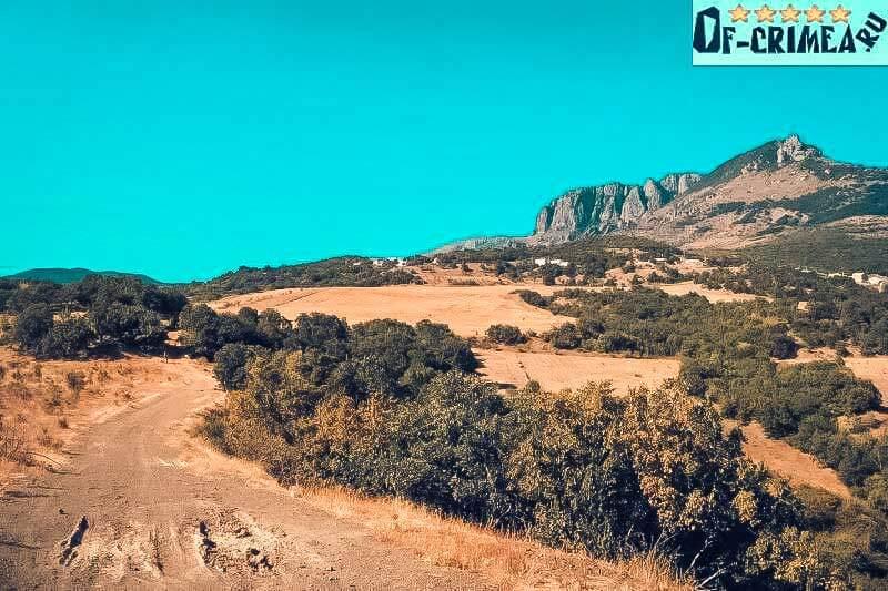 Вил на Ангарский перевал