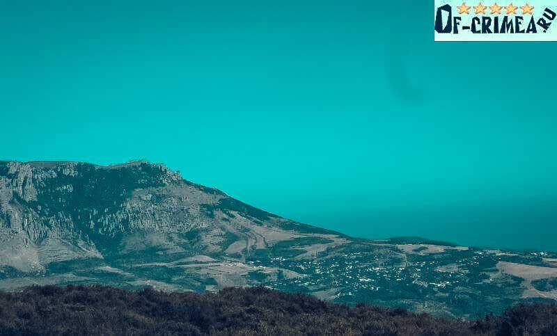 Ангарский перевал - Крым