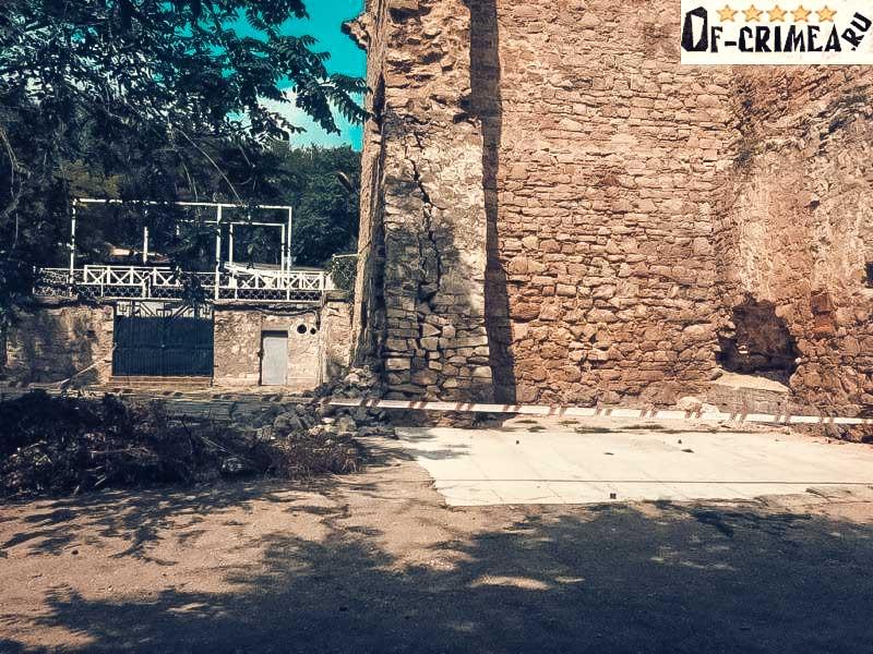 Особенности башни Константина