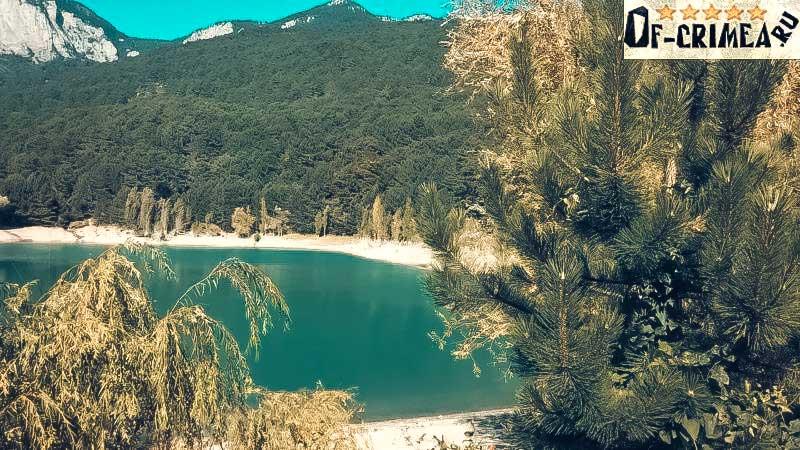 Природа Бирюзового озера
