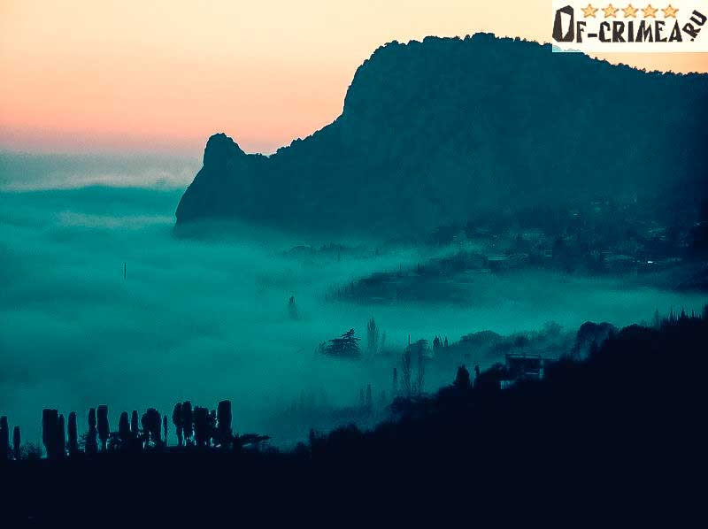 Гора Кошка - Симеиз