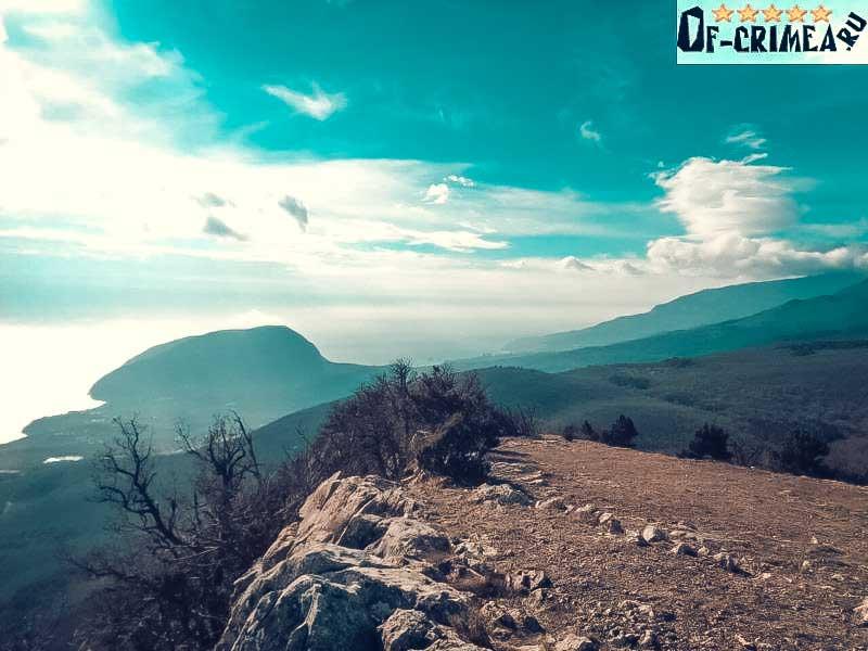 Вершина Горы Парагильмен