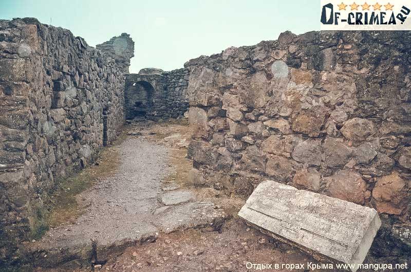 Крепость Фуна сегодня - фото
