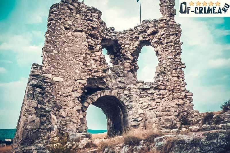 Крепость Каламита - Крым