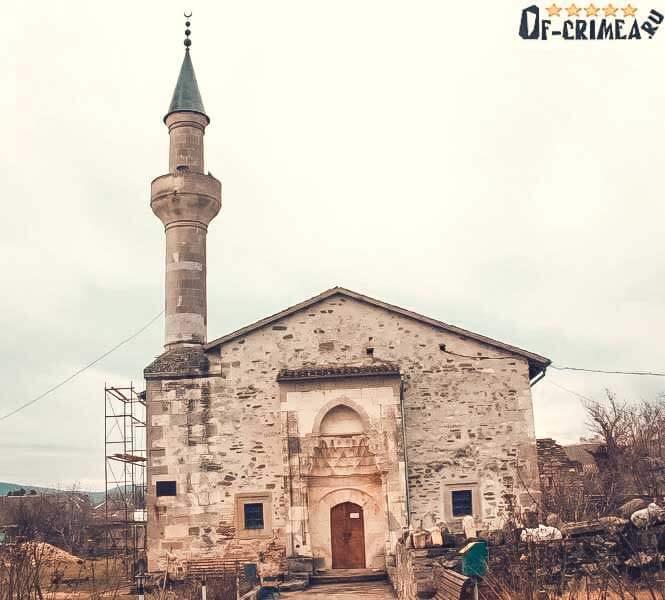Мечеть Хана Узбека в Крыму