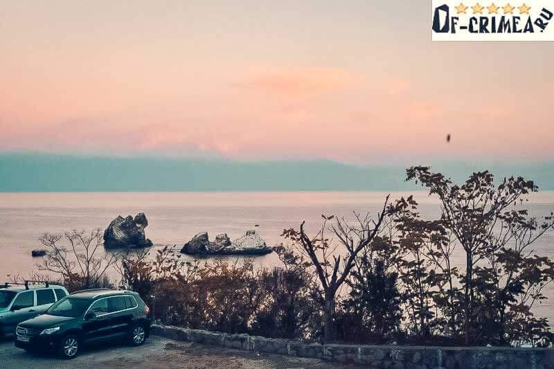 Мыс Плака - Крым