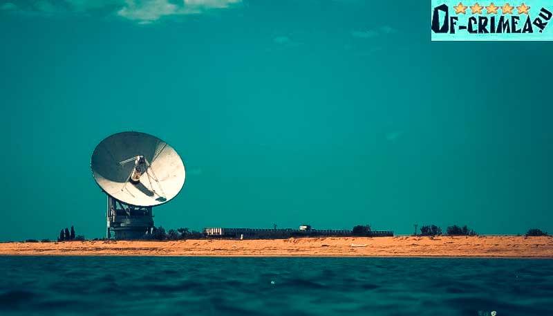 Центр космической связи - фото в наши дни