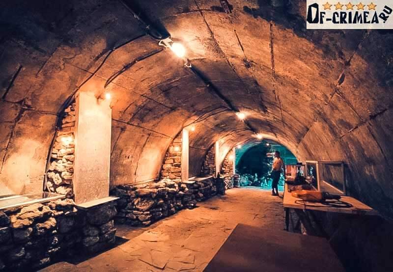 Аджимушкайские каменоломни - история