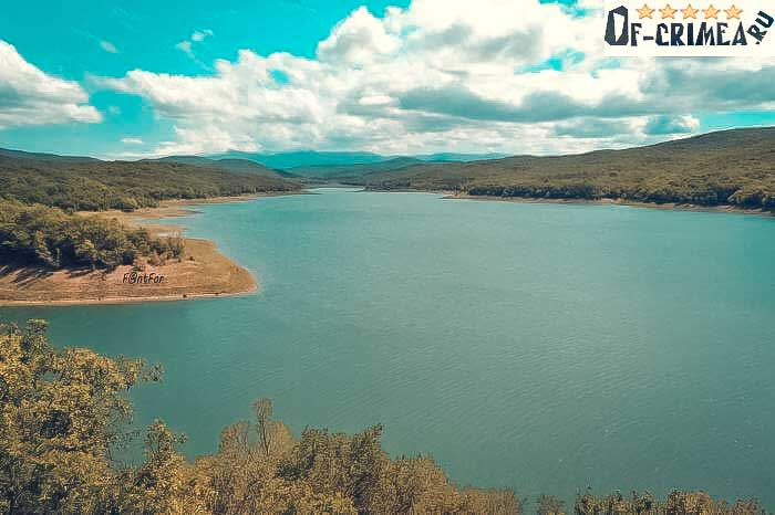 Аянское водохранилище - фото