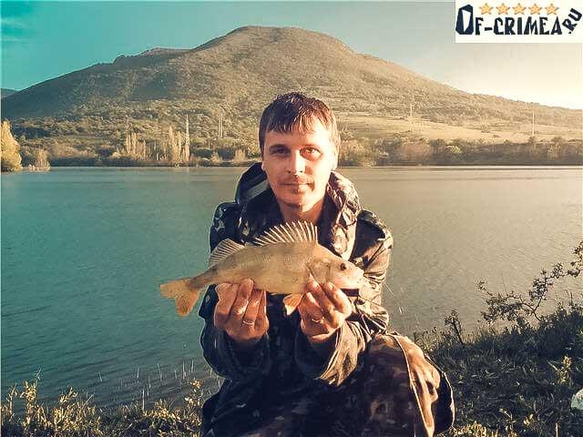 Рыбалка на Аянском водохранилище
