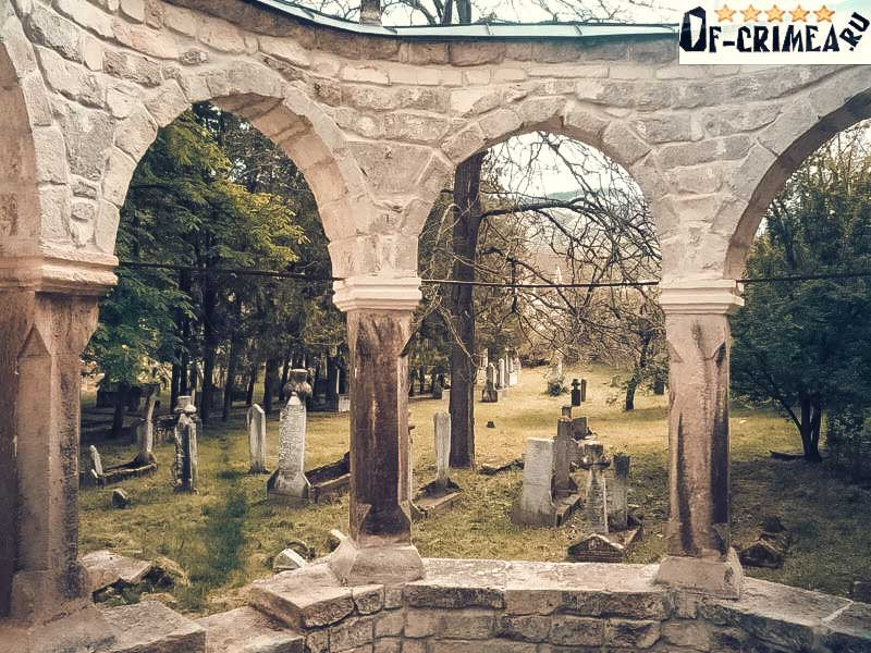Исторические достопримечательности Бахчисарая