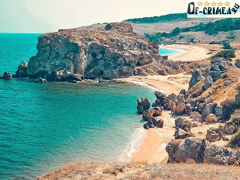 Пляжи в Керчи