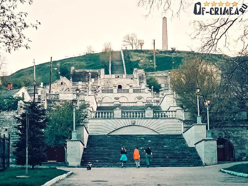 Лестница на гору