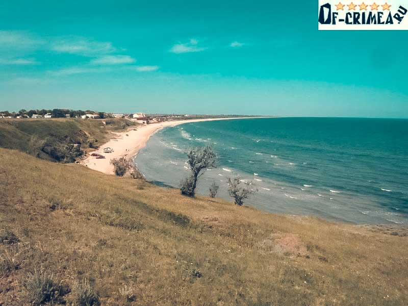 Поселок Каменское Крым