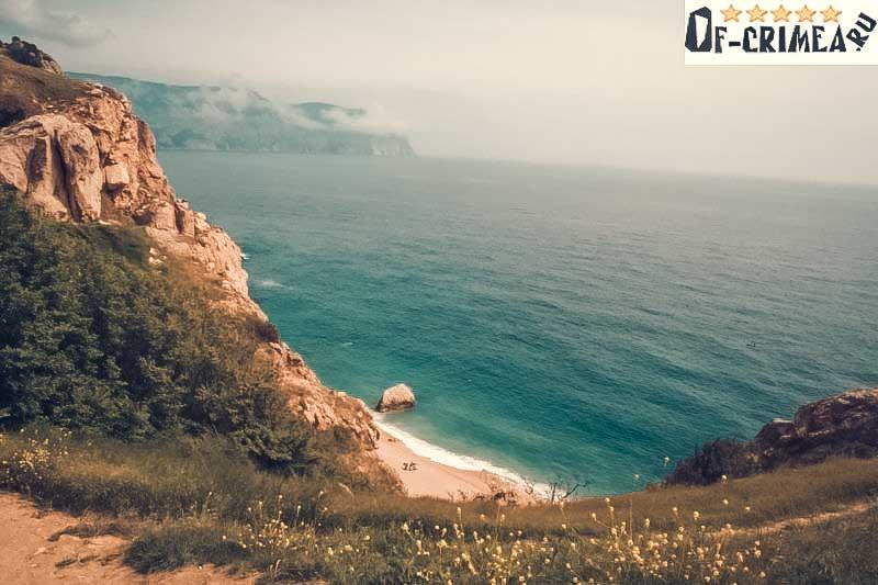 Путь к пляжу Васии