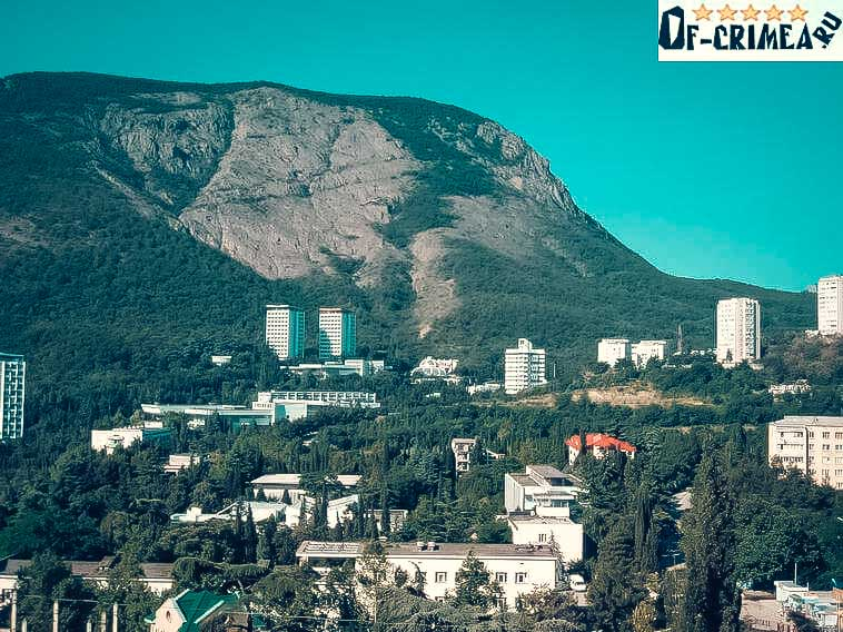 Отдых в Крыму - Партенит