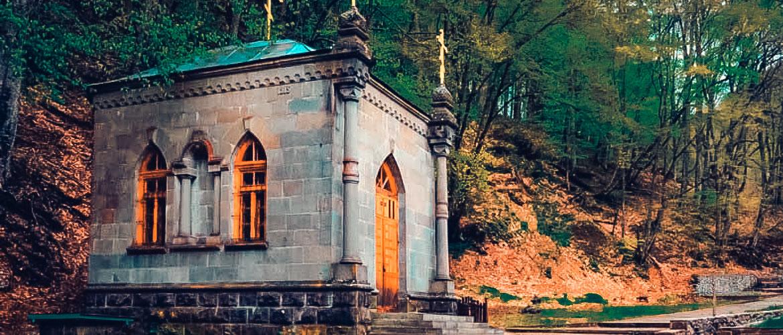 Заказ №857734: Космо-Дамиановский монастырь в Алуште