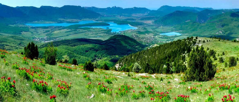 Байдарская долина - Крым