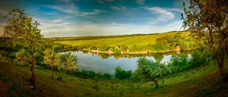 Грушевое озеро в Симферополе