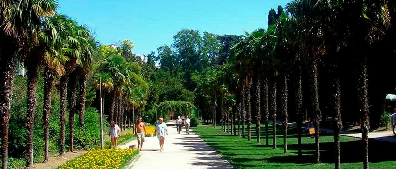 Мисхорский парк (Крым)