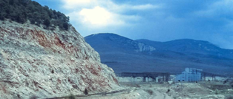 Гора Гасфорта в Крыму