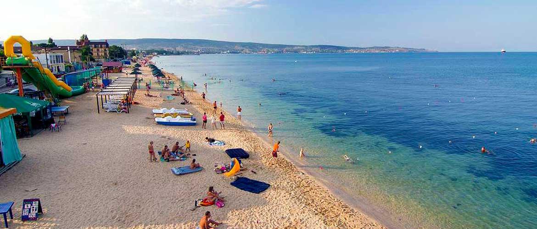 Феодосия - Черноморская набережная