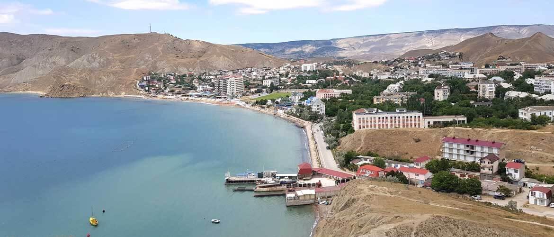 Орджоникидзе Крым