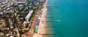 Поселок Приморский (Крым)