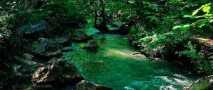 Черная речка в Крыму