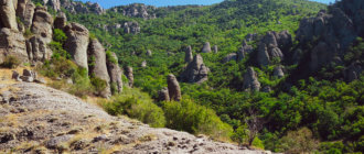 Урочище Демерджи - Крым