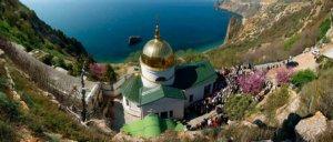 Свято-Георгиевский монастырь на Фиоленте