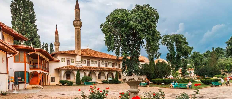 Ханский дворец, Бахчисарай.