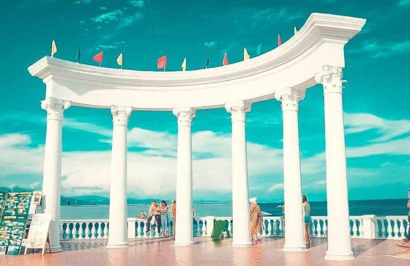 Лучшие курорты Крыма: Алушта