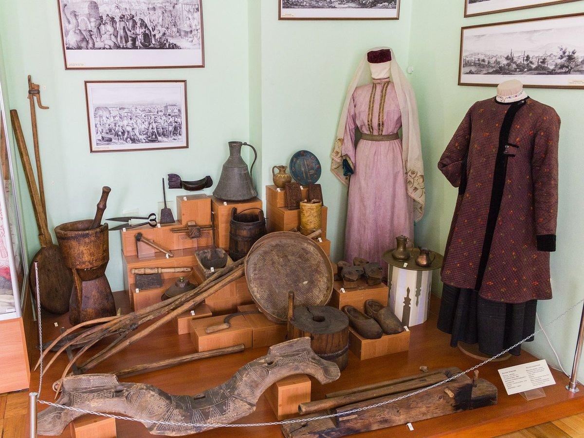 Картинка музея краеведческого