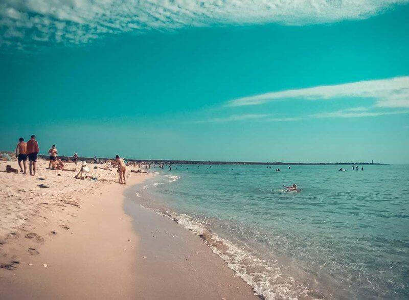 Нудистские пляжи крыма фото
